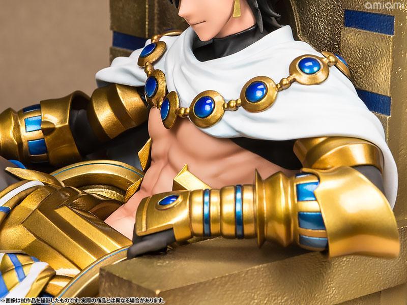 Fate/Grand Order Rider/Ozymandias 1/8 Complete Figure