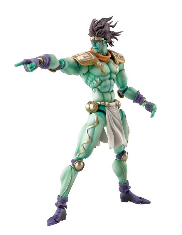 Super Action Statue JoJo's Bizarre Adventure Part.III Star Platinum Complete Figure