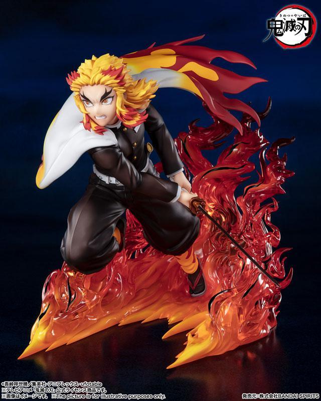 """Figuarts ZERO Kyojuro Rengoku Flame Pillar """"Demon Slayer: Kimetsu no Yaiba"""""""