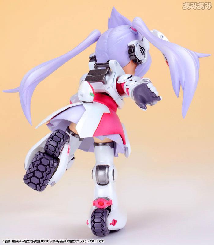 Ichigeki Sacchu!! HoiHoi-san LEGACY 1/1 DG-001LN Usagear Plastic Model 4