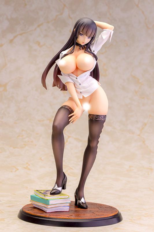 Ayame illustration by Ban! 1/6 Complete Figure