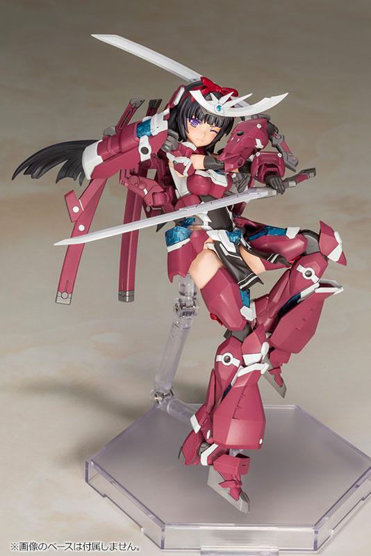 Frame Arms Girl Magatsuki Plastic Model 2