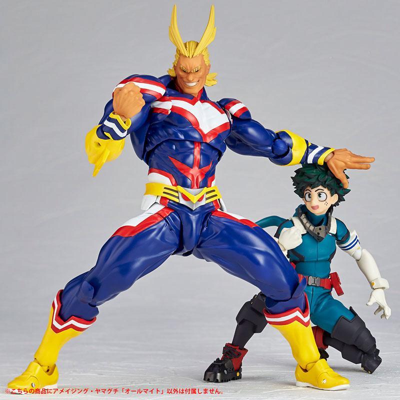 Figure Complex Amazing Yamaguchi No.019 My Hero Academia All Might 10