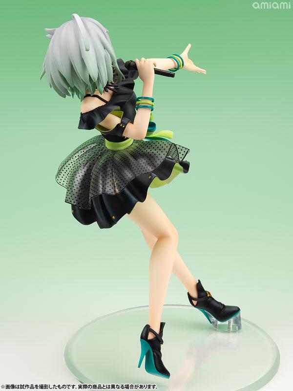 [Exclusive Sale] YuNi -Black Dress ver.- 1/7 Complete Figure 4