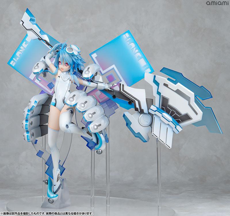 [Exclusive Sale] Hyperdimension Neptunia White Heart 1/7 Complete Figure 1