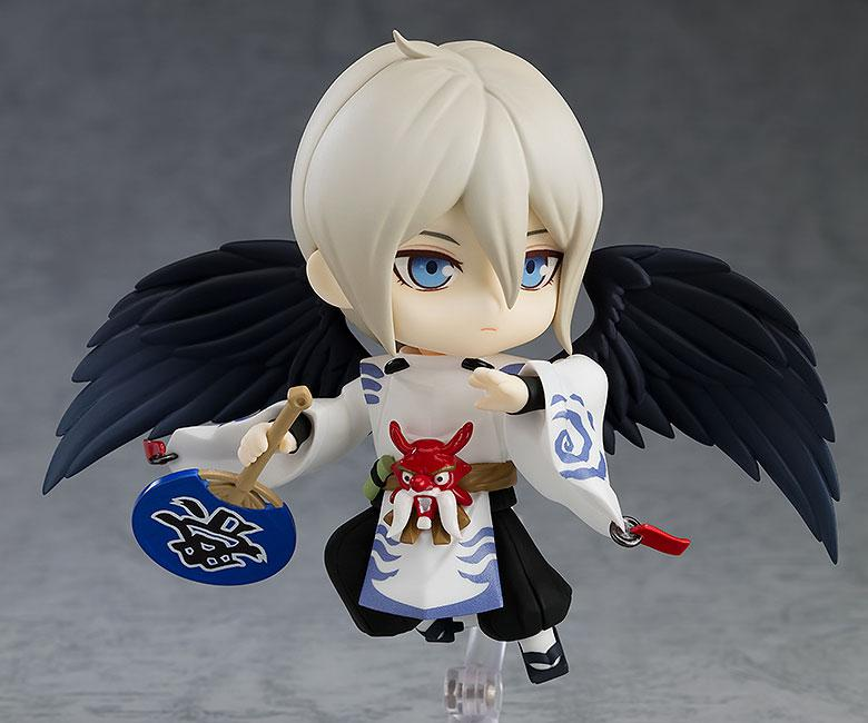 [Exclusive Sale] Nendoroid Onmyoji Ootengu main