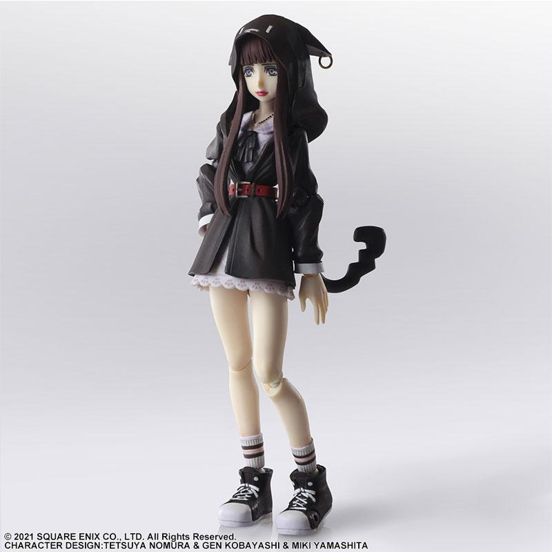NEO: The World Ends with You Bring Arts Shoka Action Figure