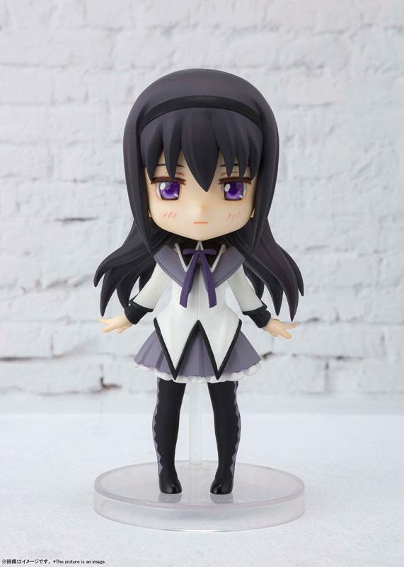 "Figuarts mini Homura Akemi ""Movie Puella Magi Madoka Magica [New] The Rebellion Story"" product"