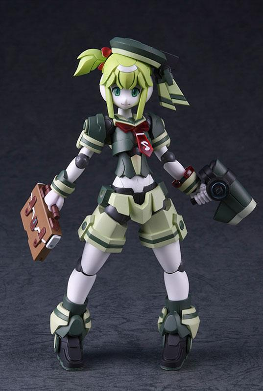 Polynian Eimie Complete Model Action Figure product