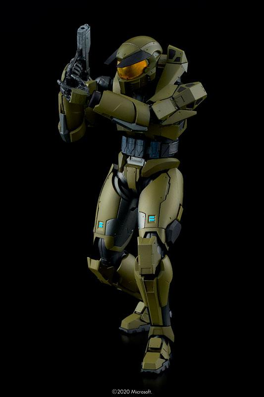 Halo 1/12 RE:EDIT Master Chief MJOLNIR Mark V Action Figure 5