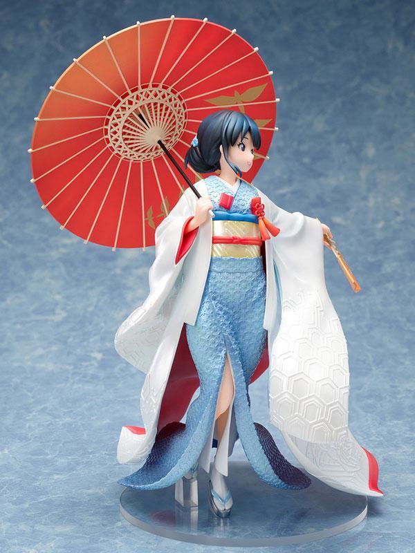 SSSS.GRIDMAN Rikka Takarada -Shiromuku- 1/7 Complete Figure