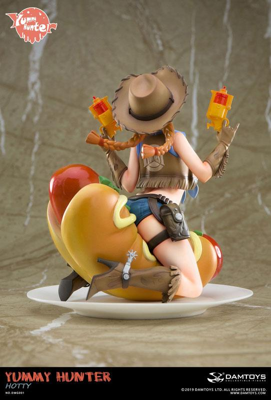 Yummy Hunter First Shot Hotty 1/7 Complete Figure