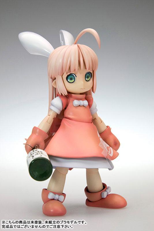 Ichigeki Sacchu!! HoiHoi-san NEW EDITION 1/1 HoiHoi-san -Heavy Arms Ver.- NEW EDITION Plastic Model 7
