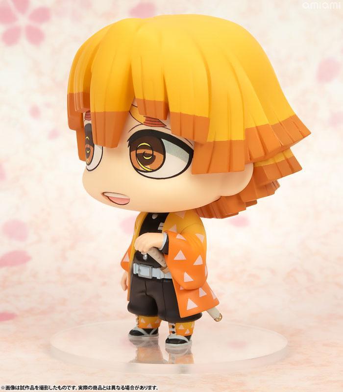 Chimi Mega Buddy Series! Kimetsu no Yaiba Zenitsu Agatsuma & Inosuke Hashibira Set 1