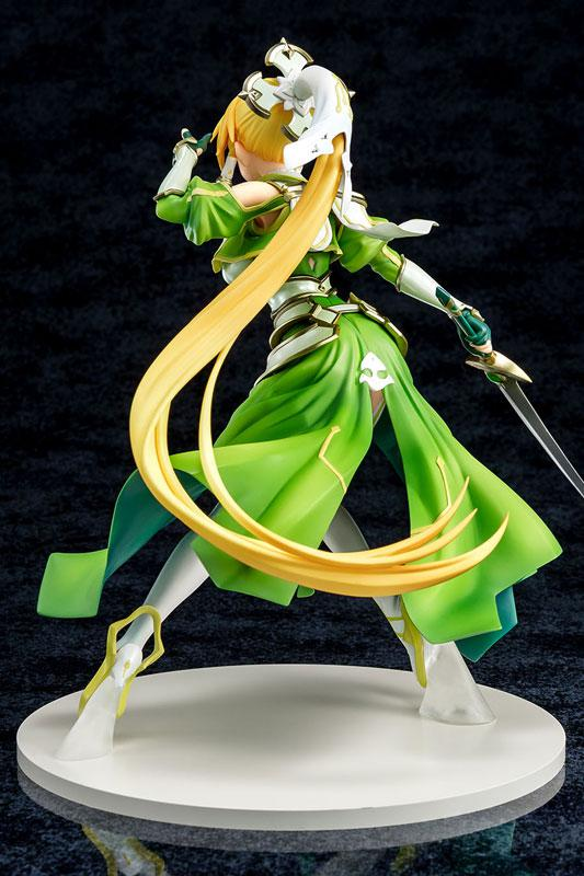 Sword Art Online Alicization [Teraria, Earth Goddess] Leafa 1/8 Complete Figure 1