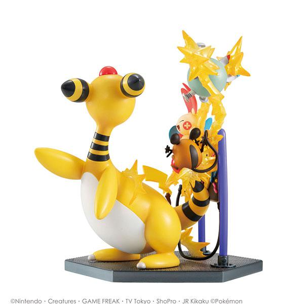 G.E.M. EX Series Pokemon Electric Type Electric power! Complete Figure