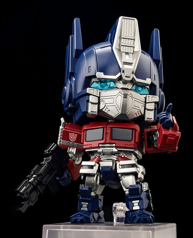 Nendoroid Bumblebee Optimus Prime