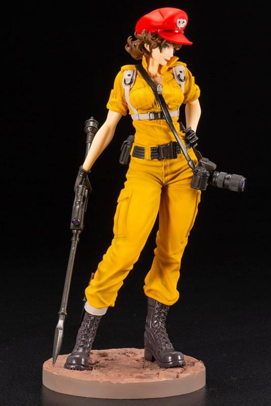 G.I. JOE Bishoujo Lady Jaye Canary Ann Color Limited Edition 1/7 Complete Figure product