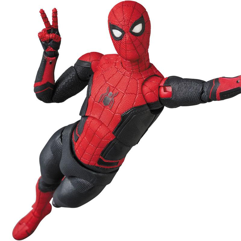 MAFEX No.113 MAFEX SPIDER-MAN Upgraded Suit 0