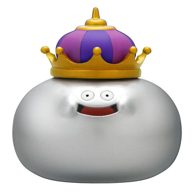 Dragon Quest Sofubi Monster 019 Metal King