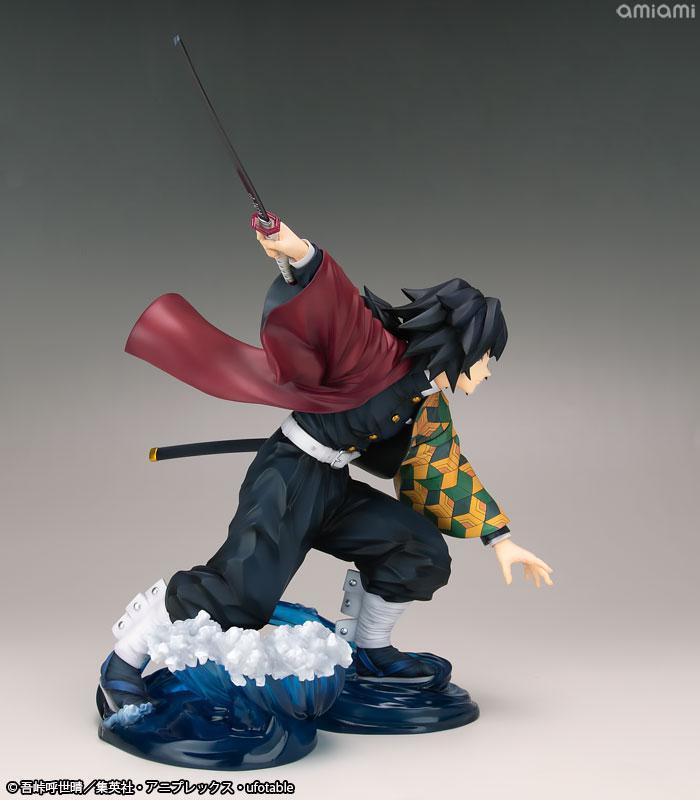 ARTFX J Demon Slayer: Kimetsu no Yaiba Giyu Tomioka 1/8 Complete Figure