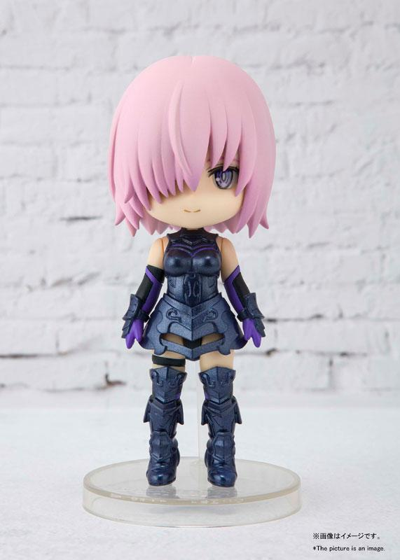 """Figuarts-mini Mash Kyrielight """"Fate/Grand Order -Absolute Demonic Battlefront: Babylonia-"""" product"""
