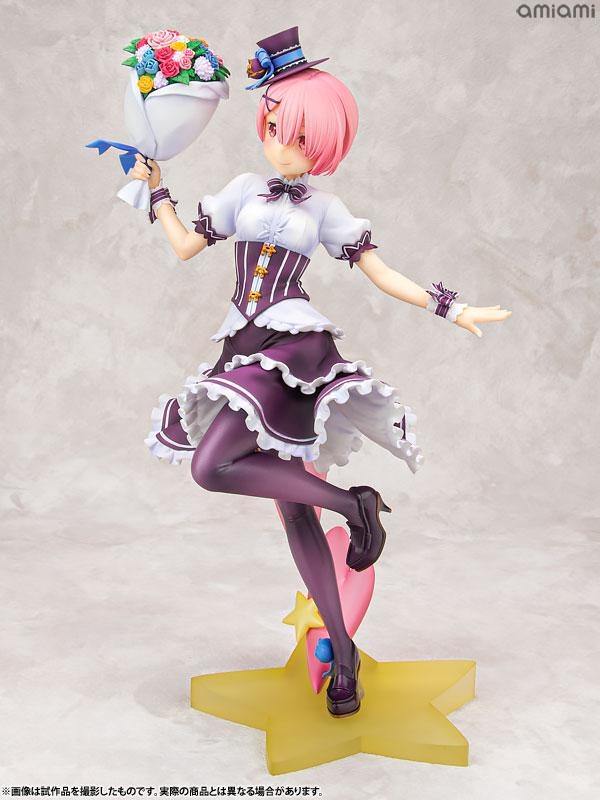 KDcolle Re:ZERO -Starting Life in Another World- Ram Birthday Ver. 1/7 Complete Figure 1