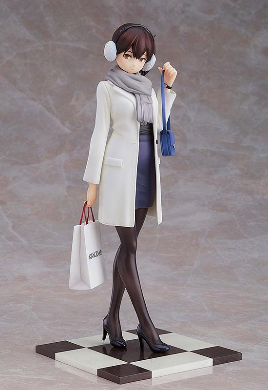 Kantai Collection -Kan Colle- Kaga: Shopping Mode 1/8 Complete Figure main