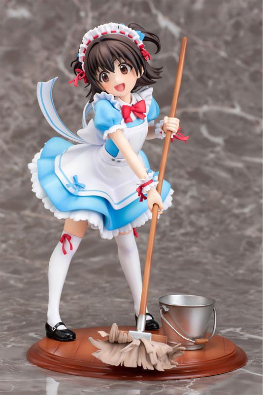 THE IDOLM@STER Cinderella Girls Miria Akagi [Orikou Maid-san] 1/7 Complete Figure 0