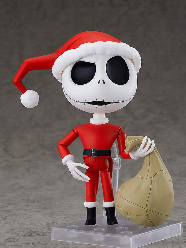 Nendoroid The Nightmare Before Christmas Jack Skellington Sandy Claws Ver. product
