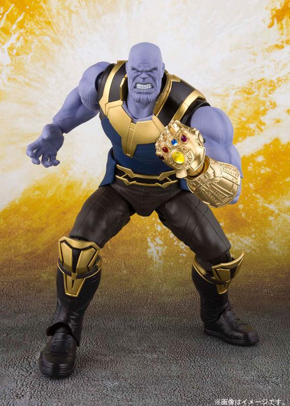 S.H. Figuarts Thanos (Avengers: Infinity War) 5