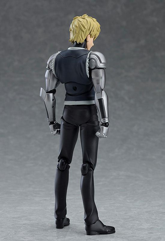 figma One-Punch Man Genos 1