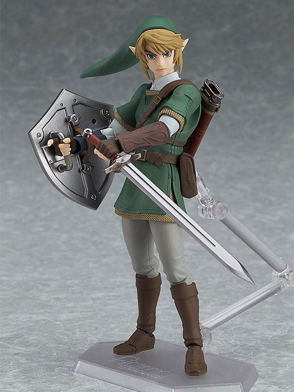 figma The Legend of Zelda: Twilight Princess Link: Twilight Princess ver. DX Edition product