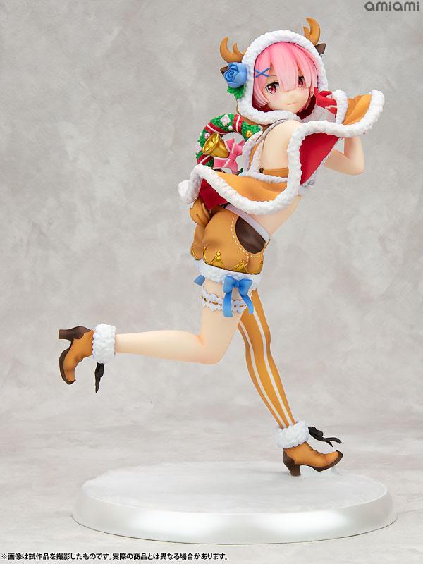 KDcolle Re:ZERO -Starting Life in Another World- Ram Dokuzetsu Reindeer Maid Ver. 1/7 Complete Figure product