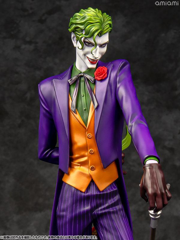 DC COMICS IKEMEN DC UNIVERSE Joker 1/7 Complete Figure