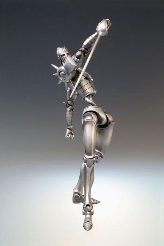 Super Action Statue JoJo's Bizarre Adventure PartIII The Silver Chariot