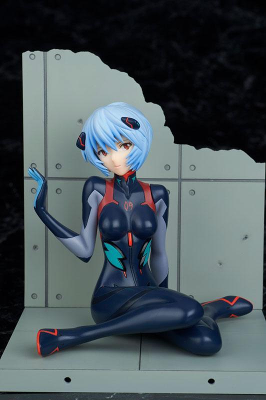 Evangelion: 3.0+1.0 Rei Ayanami [Tentative Name] Plugsuit Ver. New Movie Color 1/7 Complete Figure