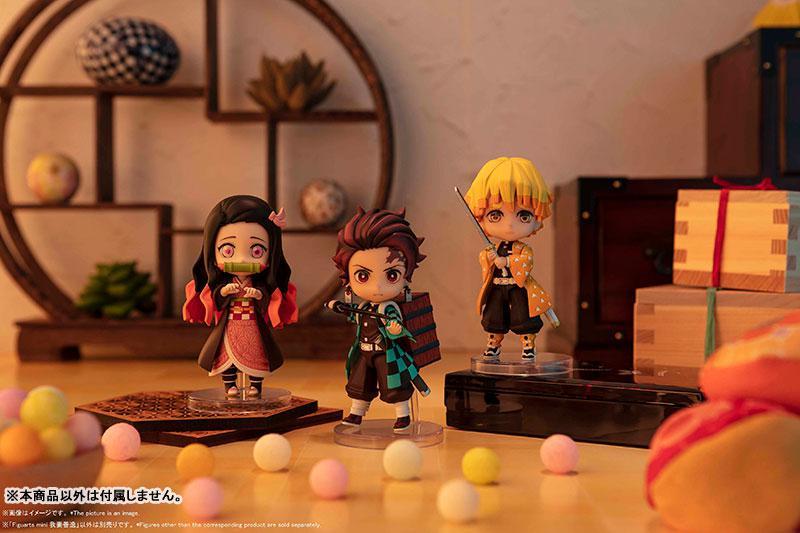 """[Bonus] Figuarts mini Zenitsu Agatsuma """"Kimetsu no Yaiba"""" 3"""