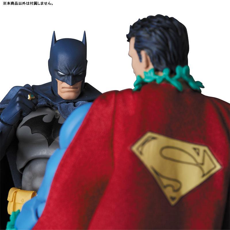 MAFEX SUPERMAN (HUSH Ver.) 9