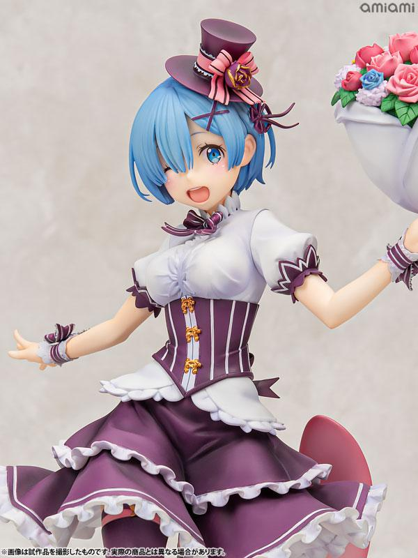 KDcolle Re:ZERO -Starting Life in Another World- Rem Birthday Ver. 1/7 Complete Figure