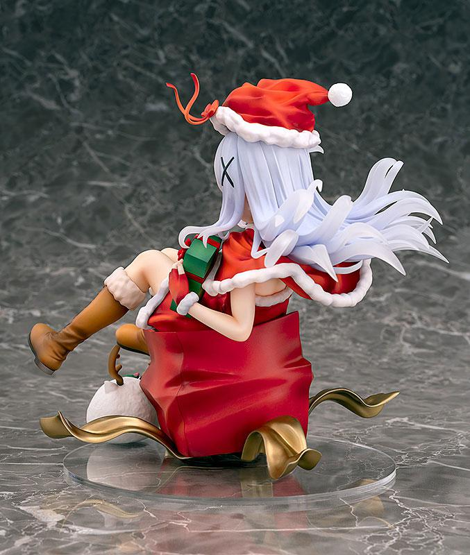 Is the order a rabbit?? Chino Santa Ver. 1/7 Complete Figure 1
