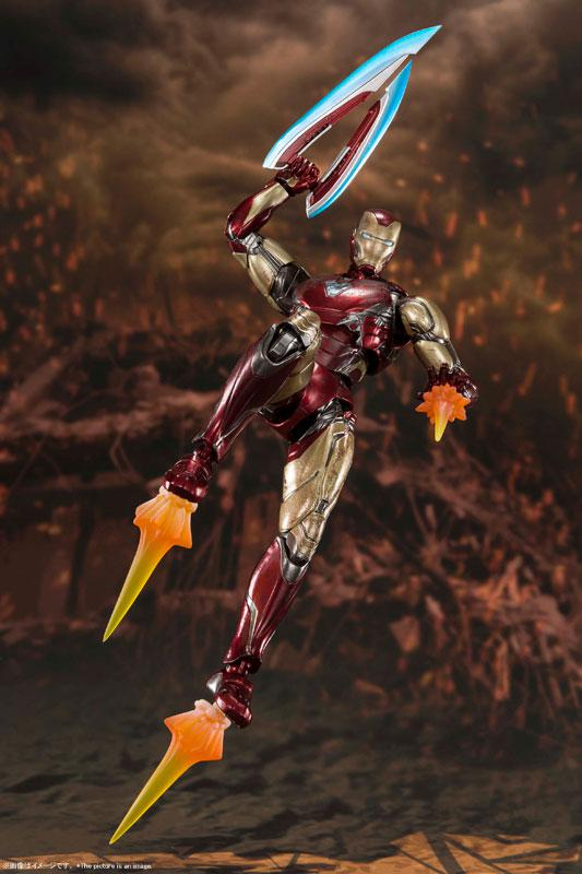 S.H.Figuarts Iron Man Mark 85 -[FINAL BATTLE] EDITION- (Avengers: Endgame)