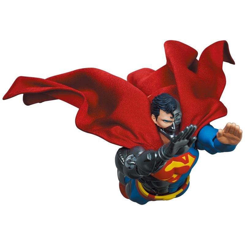 "MAFEX No.164 MAFEX CYBORG SUPERMAN (RETURN OF SUPERMAN) ""RETURN OF SUPERMAN"""