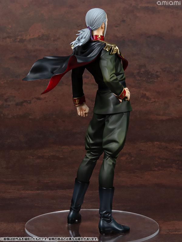GGG (Gundam Guys Generation) Mobile Suit Gundam 0083: STARDUST MEMORY Anavel Gato 1/8 Complete Figure