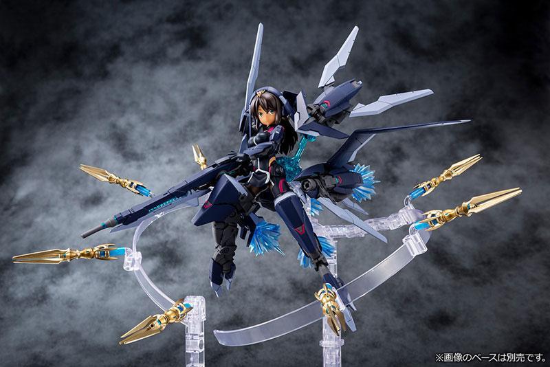 [Bonus] Megami Device x Alice Gear Aegis Shitara Kaneshiya [Tenki] Ver. Karva Chauth Plastic Model 7
