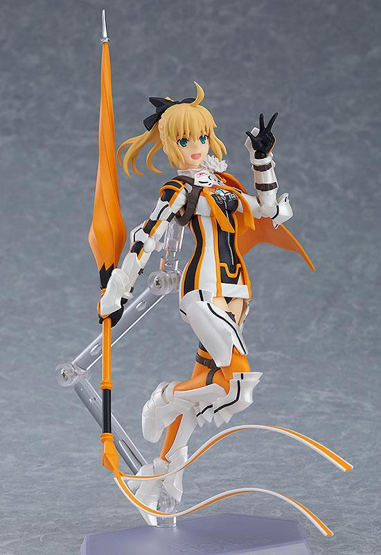figma GOODSMILE RACING & TYPE-MOON RACING Altria Pendragon Racing ver.