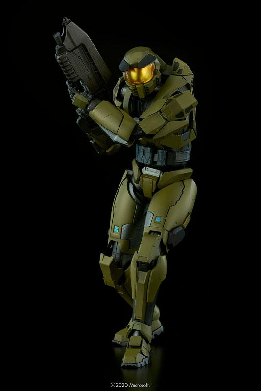 Halo 1/12 RE:EDIT Master Chief MJOLNIR Mark V Action Figure 11