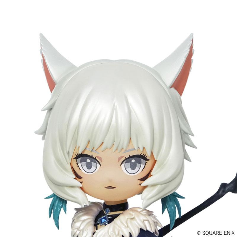 FINAL FANTASY XIV Minion Figure [Y'shtola]