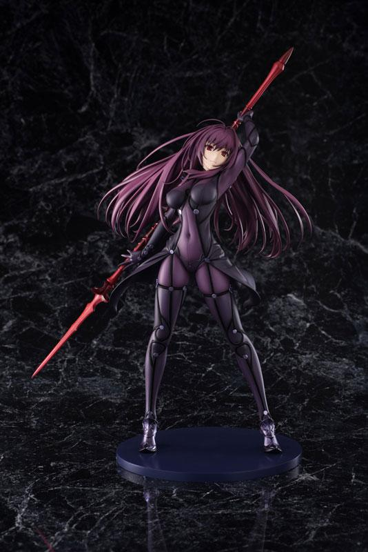 Fate/Grand Order Lancer/Scathach 1/7 Complete Figure main