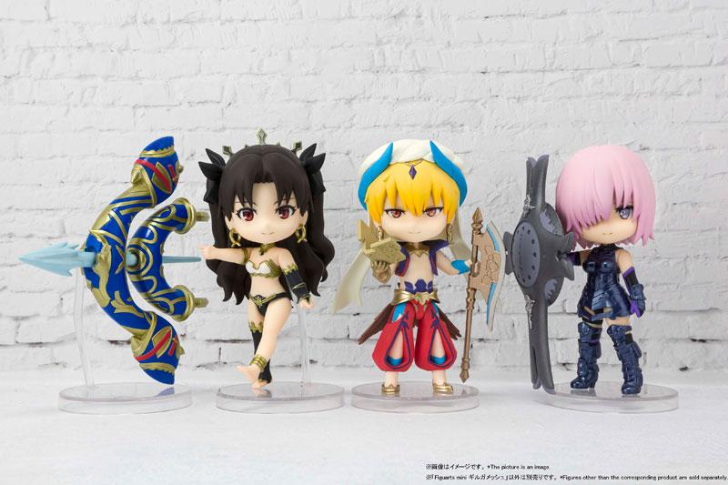 "Figuarts-mini Gilgamesh ""Fate/Grand Order -Absolute Demonic Battlefront: Babylonia-"" 5"